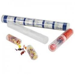 Tube plastique Visio A4...