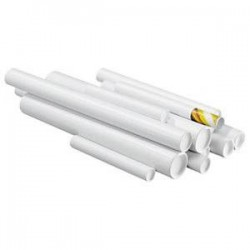 Tube Rajatube blanc 40mm...