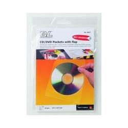 Paquet de 10 pochettes CD...
