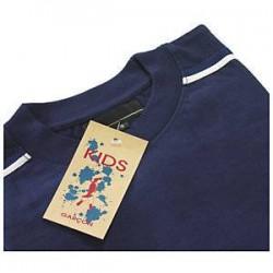 Attache étiquette textile...