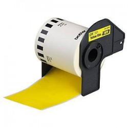 Ruban PP thermique jaune...