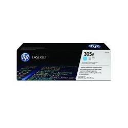 Cartouche laser HP CE411A cyan