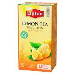 Paquet de 25 Thé Lipton Citron