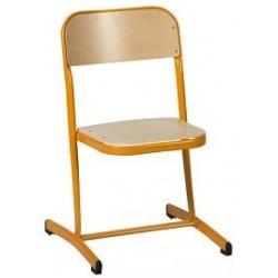 Chaise brio appui sur table