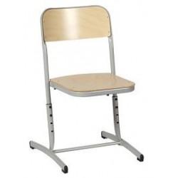 Chaise brio reglable t 4 a 6