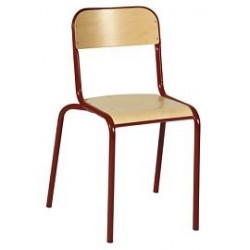 Chaise vlore 4 pieds hetre