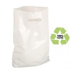 Colis de 100 sacs pdr blanc...