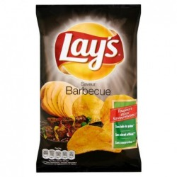 Chips, Saveur Barbecue -...