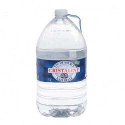 Eau Cristaline bouteille 5...