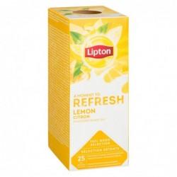 Thé noir citron Lipton -...