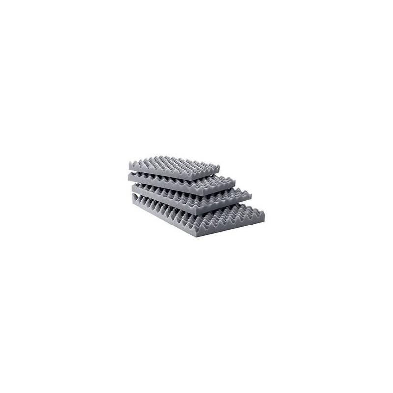 plaque mousse polyur thane 60x40 cm vendu par 64 haxoneo. Black Bedroom Furniture Sets. Home Design Ideas