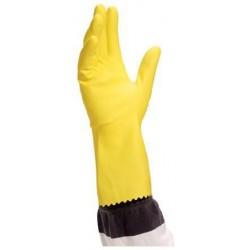 Gants menage jaune