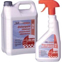 Detartrant desinfectant...