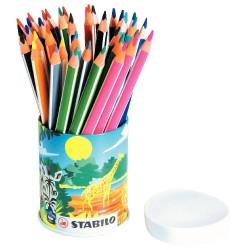 Pot de 38 crayons de...