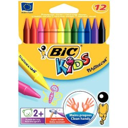 Pochette de 12 crayons...