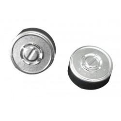 Capsules aluminium, avec...
