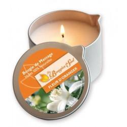 Bougie Massage Fleur...