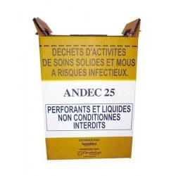 Conteneur Fût Carton 25L -...