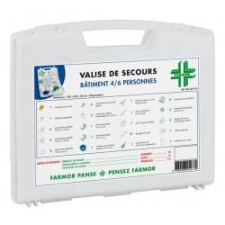 Valise Secours Batiment 4/6...