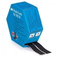 Boîte fixations noir 3M hte...